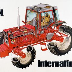International 1055XL poster